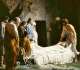 Крестный путь Христа — смерть и погребение