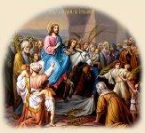 Вход Иисуса в Иерусалим