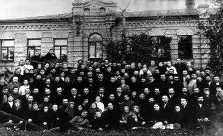 Церковь и дом молитвы