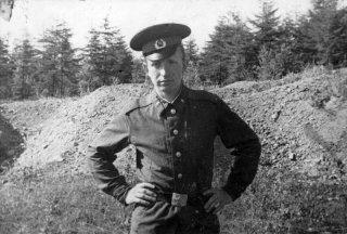Виктор Семенович Рягузов, Армия 2