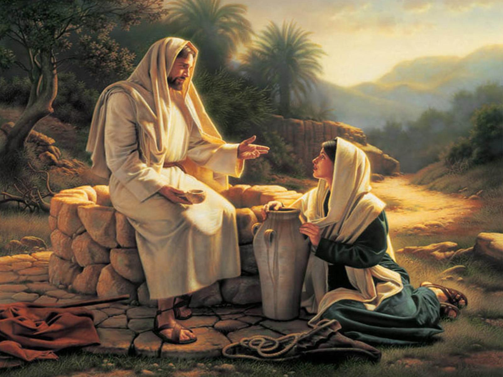 Отношение Христа к грешным людям. Продолжение.