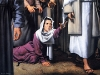 Прикосновение к Иисусу