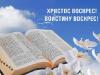 Смысл воскресения