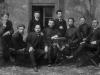 Руководители церкви в 1908 году