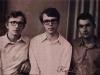 Три будущих священнослужителя
